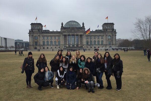 March Break Europe Trip 2018