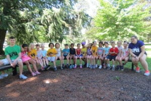 Summer Camp photo from 2017.