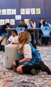 Collaborative Classroom Navigation Panel 2020