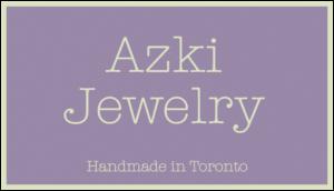 Azki Jewelry Logo