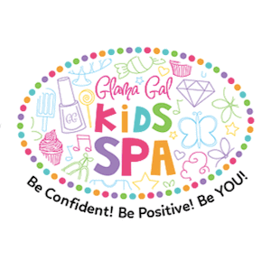 Glama Gals Kids Spa Logo