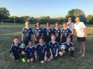 Soccer Team Sponsorship in Whitby