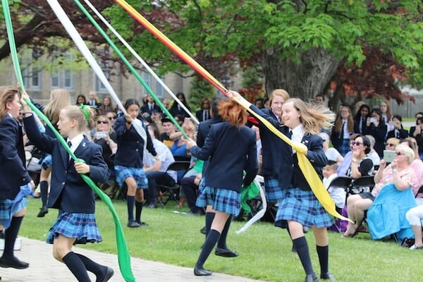 May Court Festival 2018