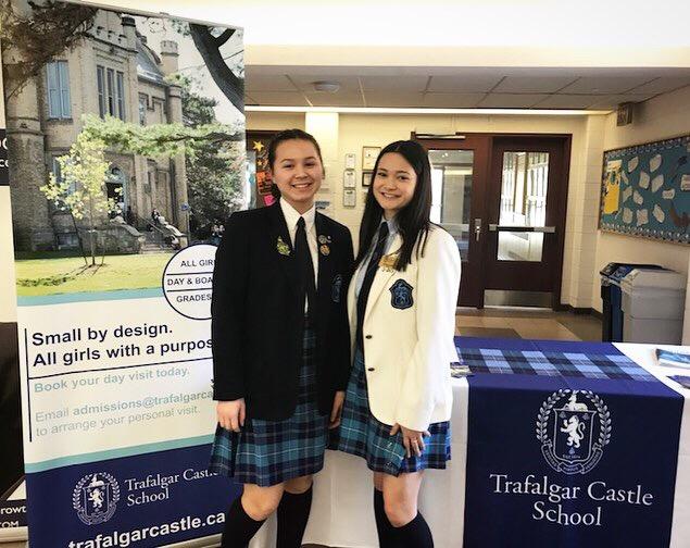 NCGS Girls' School Advantage event April 2019