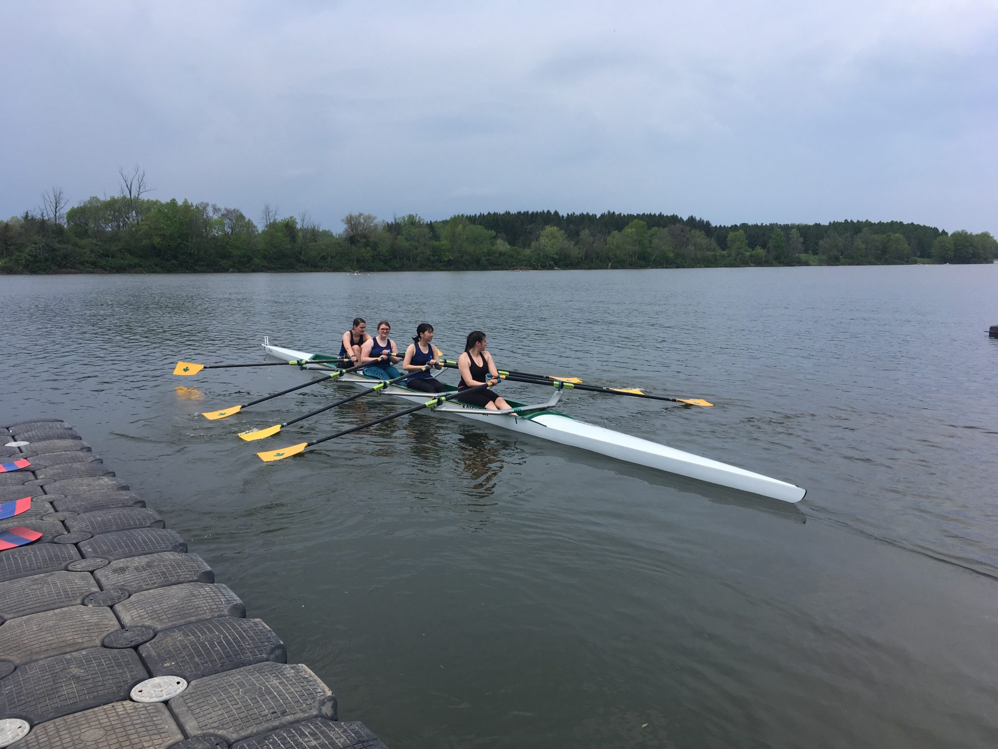 Castle News Rowing Feature 2019